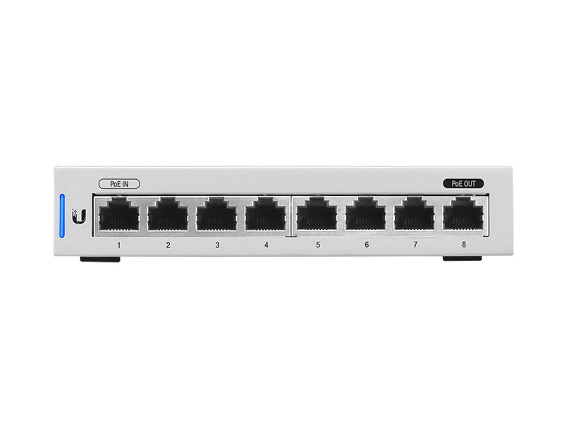 Ubiquiti US-8 | UniFi Switch 8 Port GbE