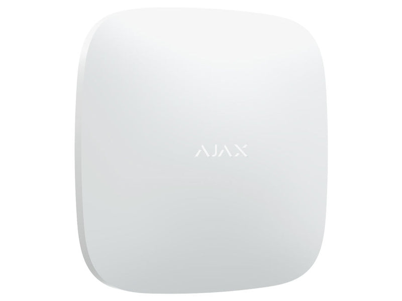 Ajax Hub 2 2G and Ethernet Control Panel White
