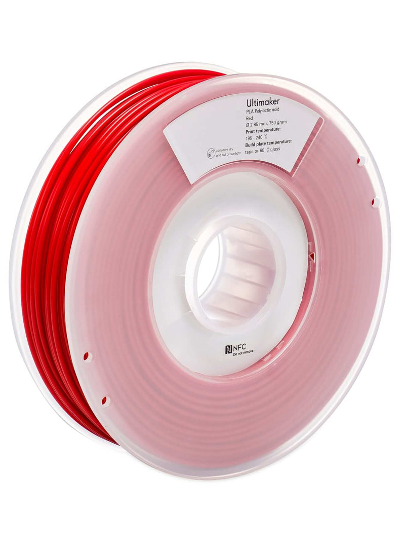 Ultimaker PLA-M0751 | Red PLA Filament 750g