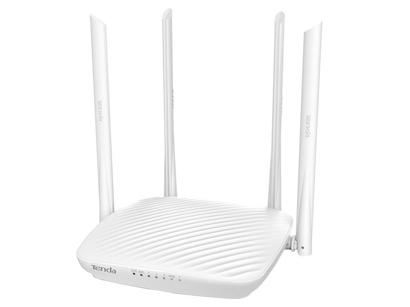 Tenda F9 | WiFi Router/Extender 600Mbps 2,4GHz