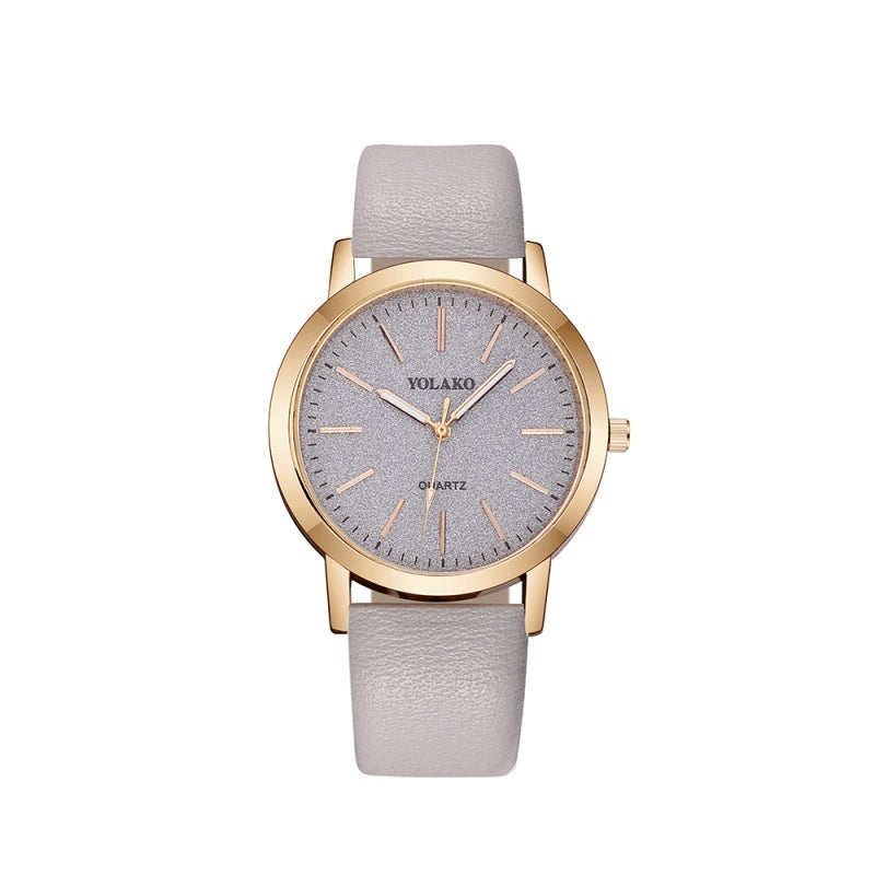 Fashion Elegant Women Casual Quartz Leather Band Starry Sky Watch Women'S Dress Watches Simple Ladies Watch Reloj Para Mujer