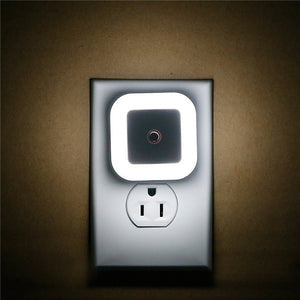 LED Night Light Automatic Sensor Lamp Wall Light for Hallway, Kitchen, Bathroom, Bedroom, Stairs