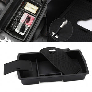 Armrest Box Suitcase Storage Box Glove For Peugeot 3008 3008GT 5008 2017 2018