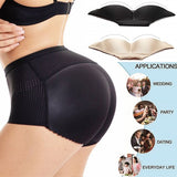 Fashion Ladies Slimming Butt Lift Underpant  Tummy Control Lift-hip Body Shaper Seamless Waist Trainer Shapewear