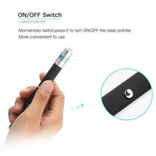 Load image into Gallery viewer, Hot  Powerful Beam Light Lamp Presentation Laser Pointer Pen Clicker Remote Presenter