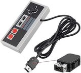 Gaming Controller for NES  Classic Edition Mini, Replacement Joypad Gamepad for NES  Classic Mini Edition (Wired)