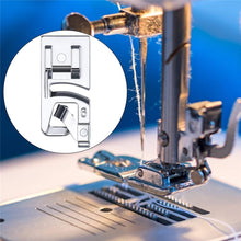 Load image into Gallery viewer, 3Pcs/set sewing accessories Narrow Rolled Hem Sewing Machine Presser Foot Set Household sewing presser foot tool embroidery hoop