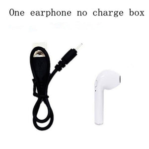 Mini Bluetooth Wireless Earphone Stereo Earbud Headset for All Smart Phone Airpods Bluetooth Earphones Earphone Case