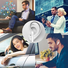 Load image into Gallery viewer, Mini Bluetooth Wireless Earphone Stereo Earbud Headset for All Smart Phone Airpods Bluetooth Earphones Earphone Case