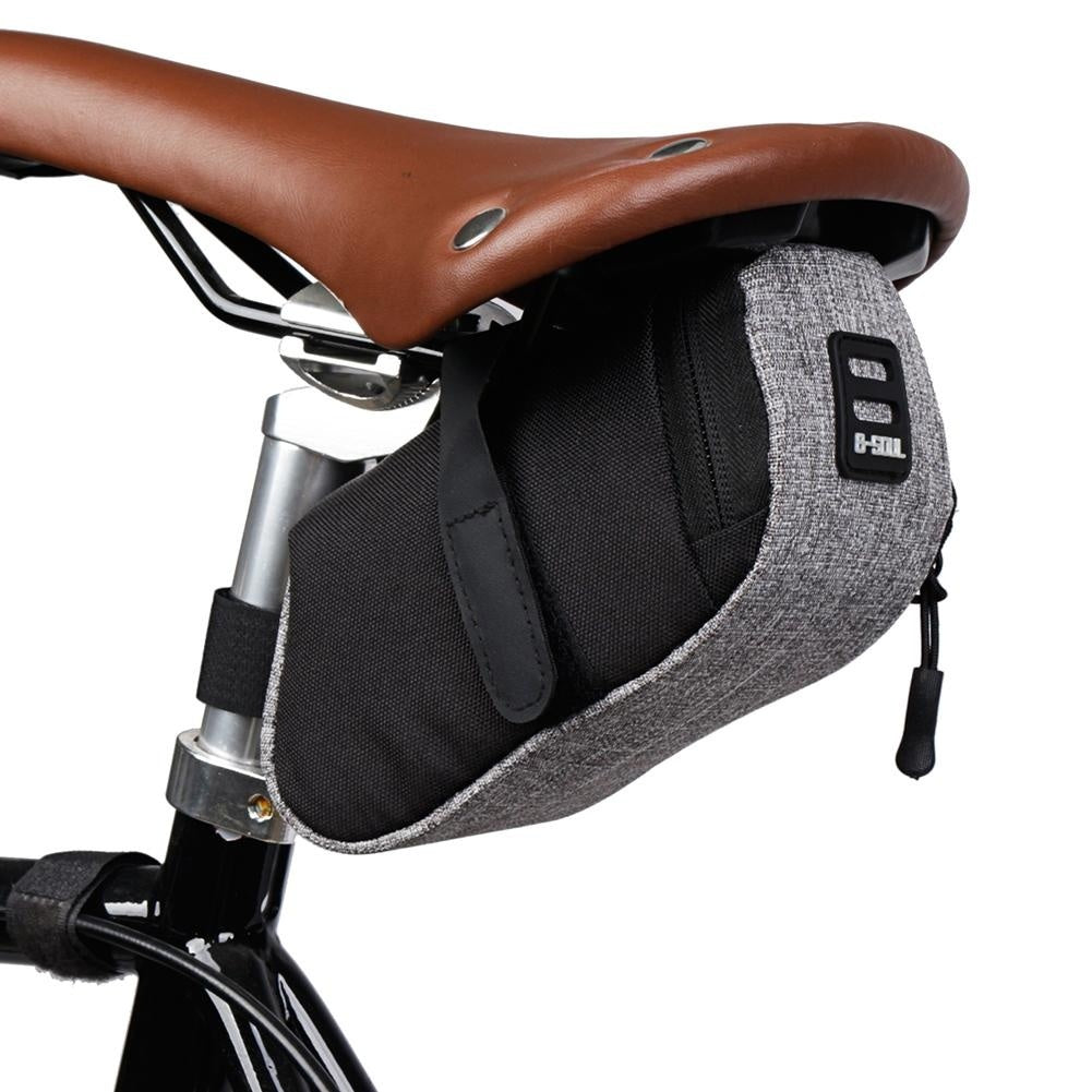 Reflective Bike Waterproof Storage Saddle Bag Seat MTB Bicycle Cycling Tail Rear Pouch