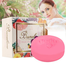 Load image into Gallery viewer, 20/100g Bumebime Mask Natural Soap Brightening Whitening Skin Double Fast White Soap