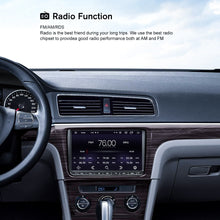 Load image into Gallery viewer, 9inch car radio Android 9.0 Multimedia Player GPS navigation WIFI Vehicle Stereo for VW Volkswagen Golf Skoda Seat Auto radio