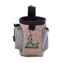 Load image into Gallery viewer, Portable Pet Dog  Food Bag Multifunctional Training Waist Pack  Pet Supplies 1Pcs