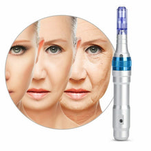 Load image into Gallery viewer, 50pcs Electric Derma Pen Needles 9 /12/36 /42 pin / Nano Cartridge For Auto Dr. Pen A6