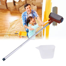Load image into Gallery viewer, 3/5/6/8pcs/Set Multiuse DIY Wall Paint Roller Brush Tools Kits Corner Decorative