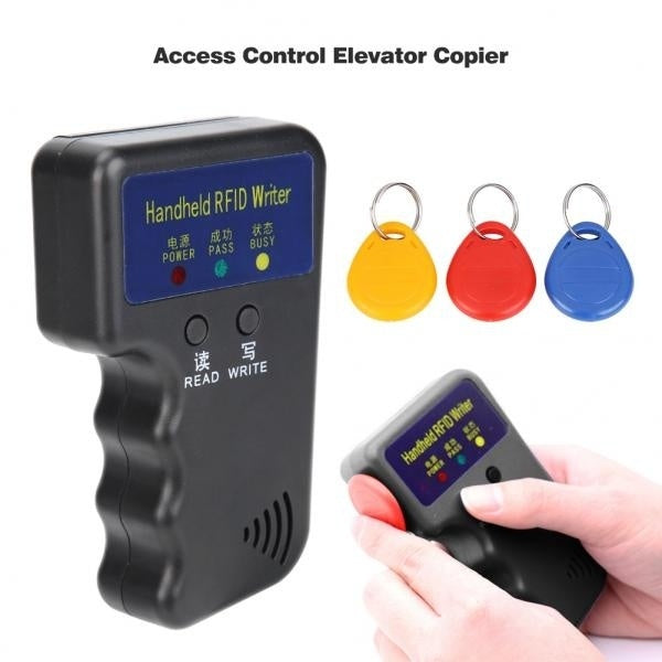 Brand New Handheld RFID Writer Duplicator Copier Programmer for ID Key Tags Card