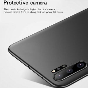 For Samsung Galaxy Note10 Case 360 Protection Soft Silicone Matte Cover For Samsung Galaxy S8 / S8 Plus / S9/ S9 Plus / S10e / S10 / S10 Plus / S10 5G / Note 8 / Note 9 / Note 10 / Note 10 Pro