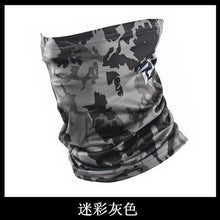 Load image into Gallery viewer, Men DAIWA Fishing Scarf Sport Magic Fishing Scarves Outdoor Fishing Hats Caps Cycling Fishing Shirts Anti Uv Clothes