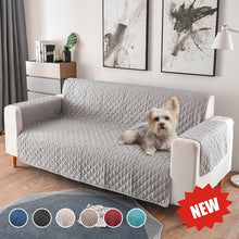 Load image into Gallery viewer, Dog Pets Sofa Cover Washable Removable Towel Armrest Couch Covers Slipcovers Couch  Single/Two/Three Seater