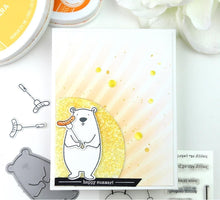 Load image into Gallery viewer, Lovely Bear Metal Cutting Dies and Stamps Stencil for DIY Scrapbooking Photo Album Embossing Decorative Craft Die