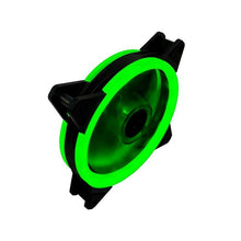 Load image into Gallery viewer, 1Pc 12cm 52CFM DC 12V PC Computer Cooler Colorful LED Silent Cooling Fan