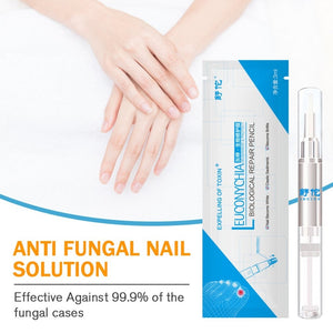 3ML Anti Fungal Treatment Nail Pen Onychomycosis Paronychia Infection Herbal Toe Finger Nails Health Beauty