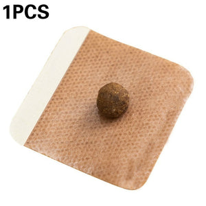 20PCS Dampness-Evil Removal Chinese Mugwort Navel sticker Weight Loss Belly Patch Improve Cold Uterus Irregular Menstruation Stomach Discomfort