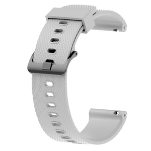 20MM Silicone Strap Smart Bracelet Band For Garmin Vivoactive 3 / Vivomove HR