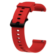 Load image into Gallery viewer, 20MM Silicone Strap Smart Bracelet Band For Garmin Vivoactive 3 / Vivomove HR