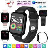 Smart Watch Bluetooth Waterproof Intelligent Watch Sport SmartWatch WristWatch for Ios Android Phone