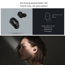 Load image into Gallery viewer, Xiaomi Redmi Airdots TWS  Bluetooth 5.0 Earbuds Wireless Headphones with Mic Sports Headset DSP Noise Reduction AI Control with Charging Box
