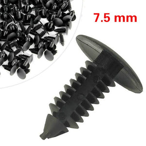 Nylon Car Fastener Rivet Pushpin Retainer Fender Grille Clips