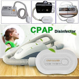 New CPAP BPAP Cleaner Disinfector Sanitizer Ozone Sterilizer Sleep Apnea Snoring Rechargeable Ventilator Sanitizer