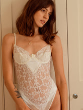 Load image into Gallery viewer, Ivory Satin Body