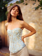 Load image into Gallery viewer, Mint 00s Corset