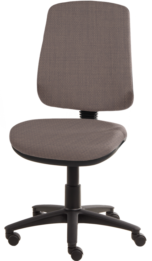 XR3HA ergonomic home office desk chair upholstered Lavoro Grey