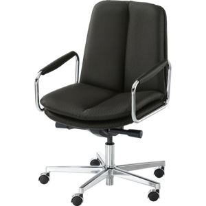 Ele executive home office leather chair