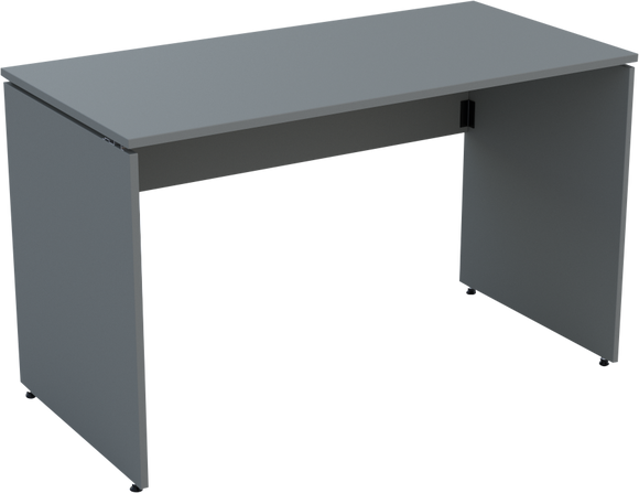 Folding Desk in Dust Grey MFC