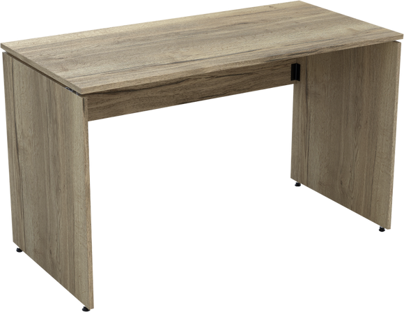 Folding Desk in Natural Halifax Oak 3DMFC