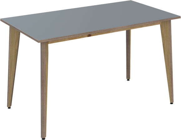 Ligni timber leg Work Table - Built to order