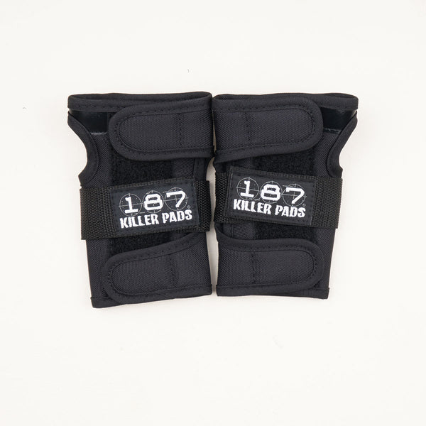 187 Killer Wrist guard - Black