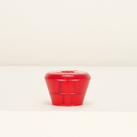 Airwaves Quad Skate Stopper Translucent Red
