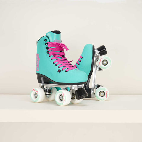 Chaya Melrose Deluxe Rollerskates - Turquoise