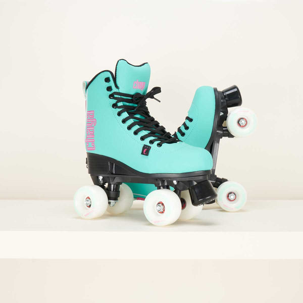 Chaya Bliss Kids adjustable Rollerskates - Turqoise