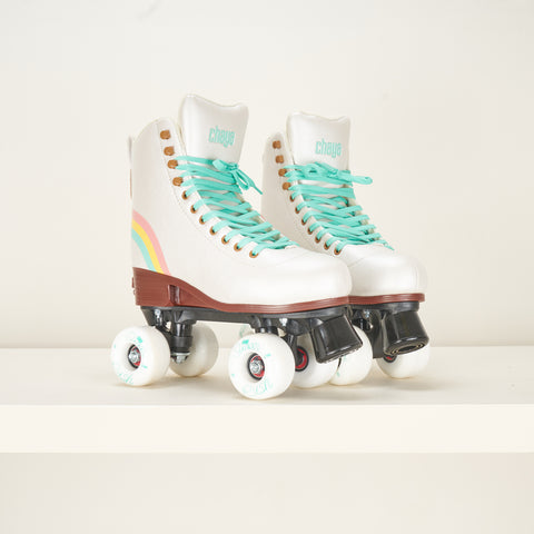 Chaya Vanilla Kids adjustable Rollerskates