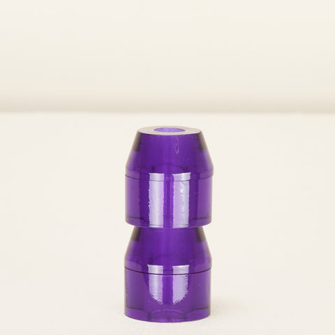 Clouds Cosmic Conical / Barrel Bushing 72a Clear Purple