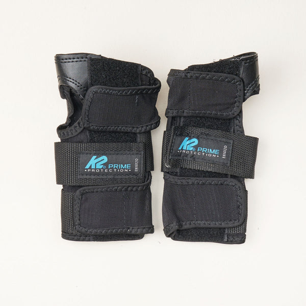 K2 Prime Black / Blue Womens Wristguards