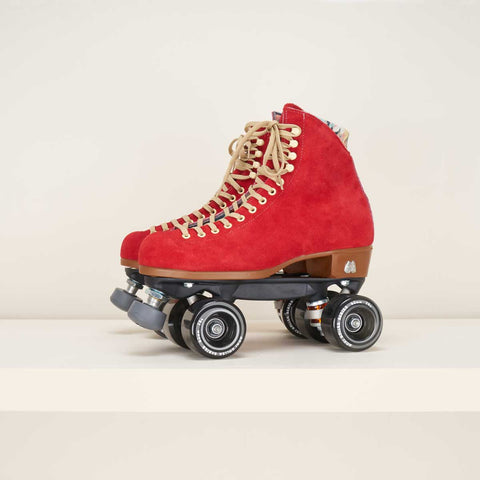 Moxi Lolly Poppy Rollerskates