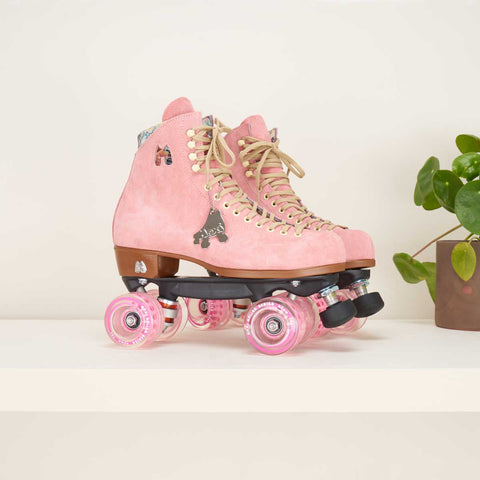 Moxi Lolly Strawberry Rollerskates