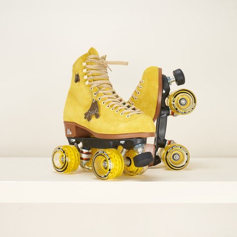 Moxi Lolly Pineapple Rollerskates
